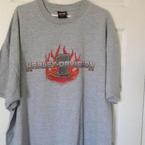 Harley-Davidson Kuwait t-shirt 3XL